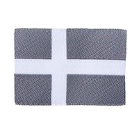 Sweden Flag Subdued Winter