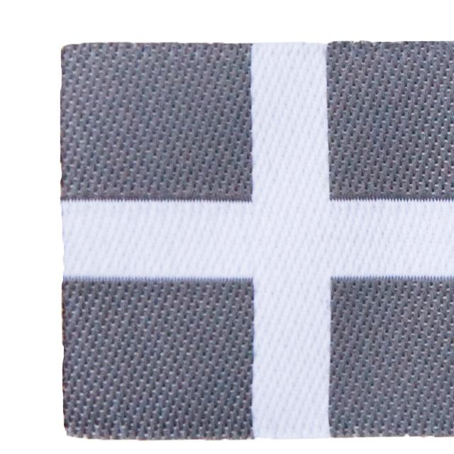 Sweden Flag Subdued Winter.