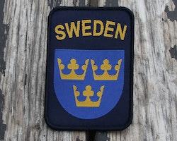 Sweden Hook Patch Navy Blue