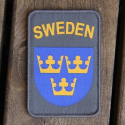 Sweden Hook Patch Ranger Green