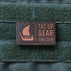TUG Logo Leather Patch