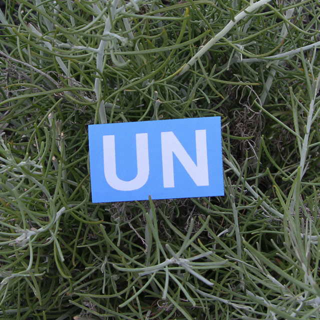 United Nations Hook Patch Large.