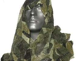 Scrim Net Scarf M90