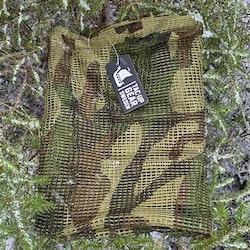 Scrim Net Scarf Woodland