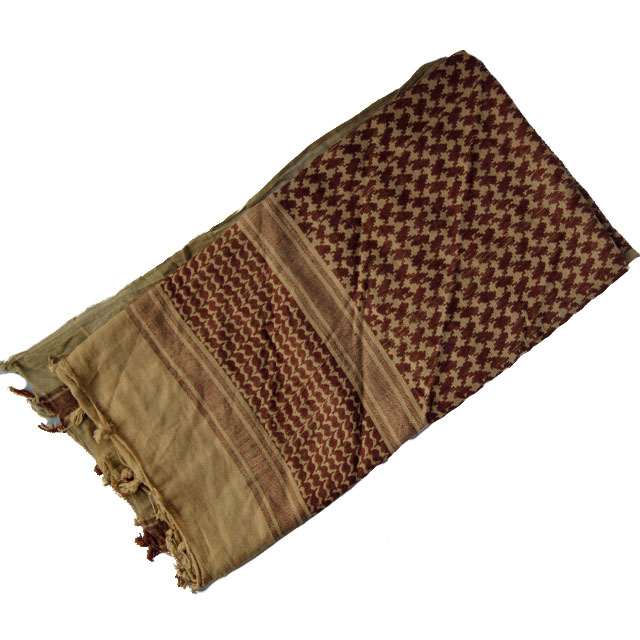Shemagh Khaki/Brown
