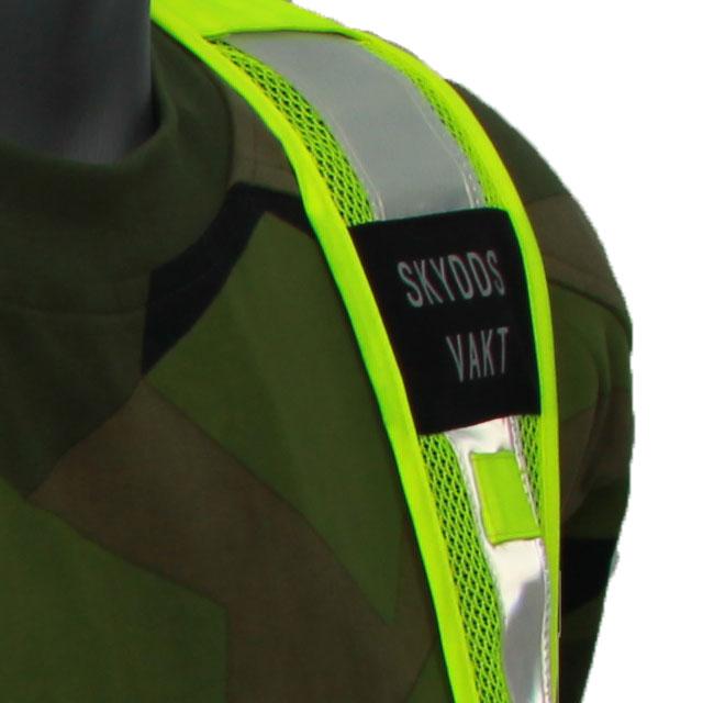 Skyddsvakt Reflexväst