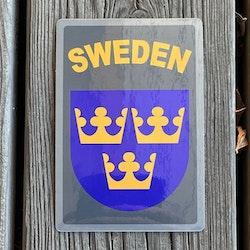 Sticker Sweden Ranger Green