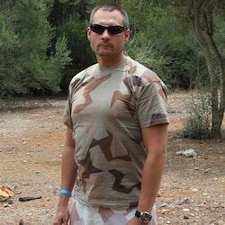 T-Shirt M90K Desert
