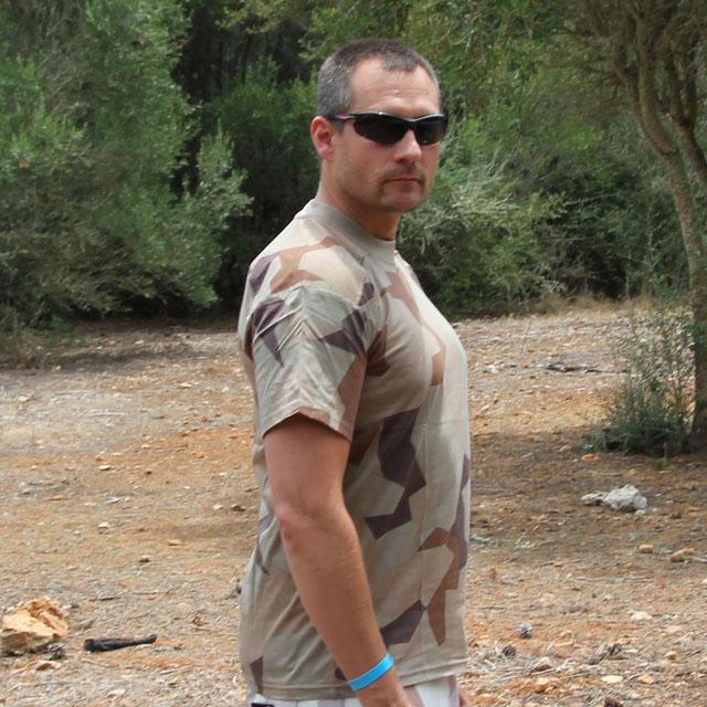 T-Shirt M90K Desert.