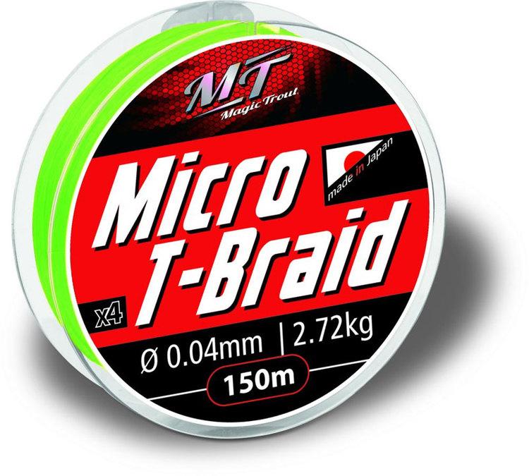 Magic Trout Micro T-Braid
