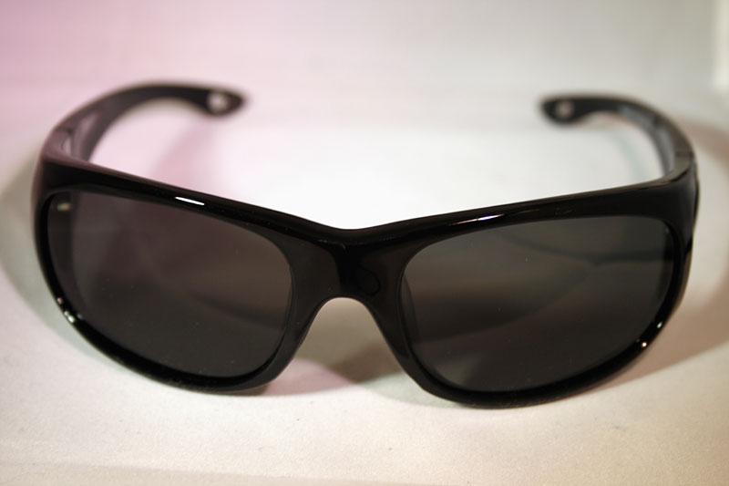 Solglasögon, grå, polariserande