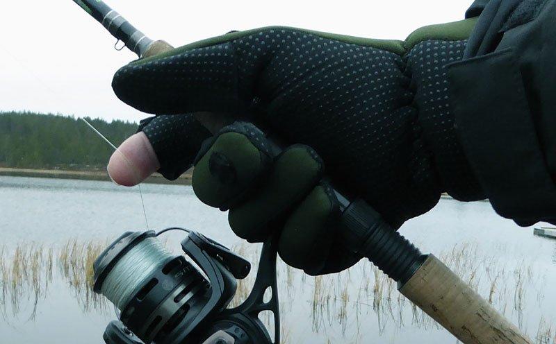 Handske, neopren