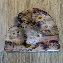 Mössa Barn/Ungdom 6-14 år kattungar