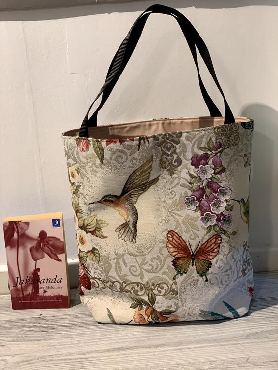 Kasse stor kolibri