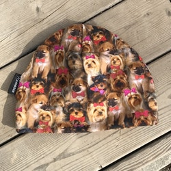 Mössa Barn 1-5 år - Hundar