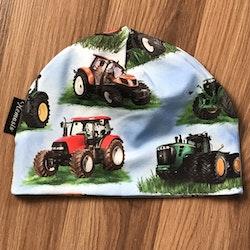 Mössa Barn/Ungdom 6-14 år - Traktor