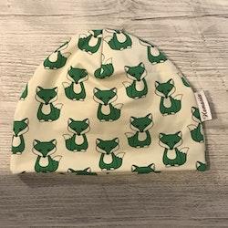 Mössa Barn/Ungdom 6-14 år - Grön räv