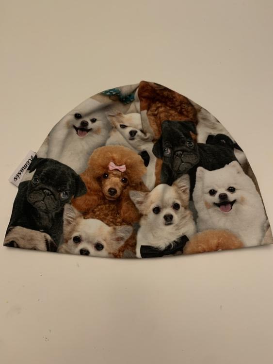 Mössa Barn/Ungdom 6-14 år - Hundar 1