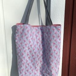 Kasse stor flamingos