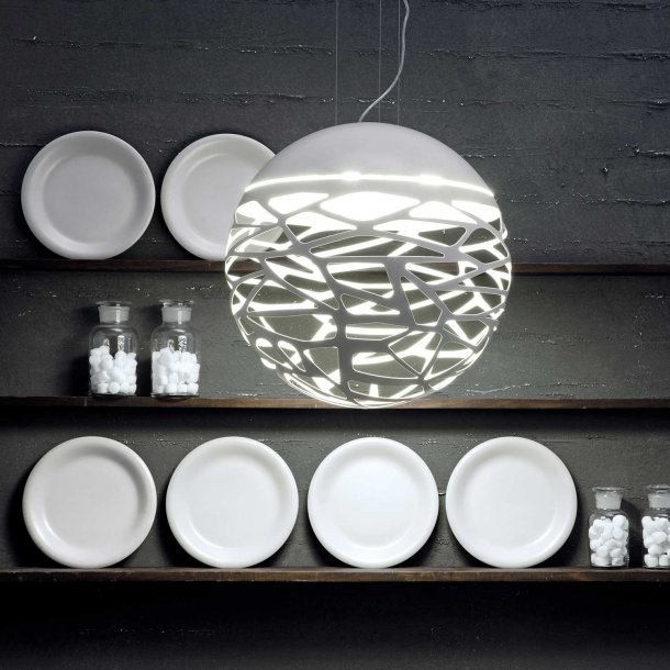 Kelly large sphere so4 pendant light