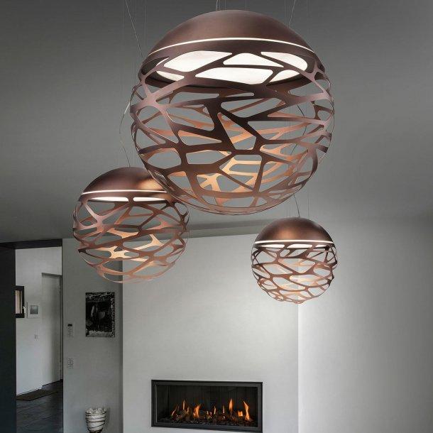 Kelly small sphere so2 pendant light