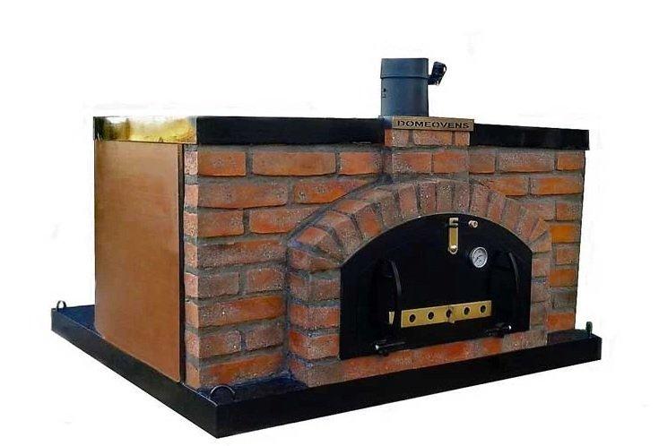 100 cmBarrell modell pizzaugn Fraktfritt. Underbart vacker och passar Svenskt klimat pga 3 lager isolering