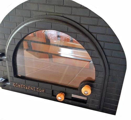 Pizzaugn med natursten 110 cm