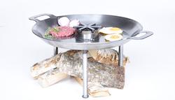 Stekhäll Wild chef 72 cm, stekhäll, wok= allt i ett