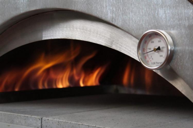 SKYLTEX HÄMTAS FARHULT  Pizzaiolo gasol 4 personers pizzaugn