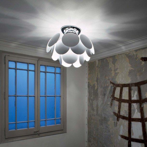 Discoco taklampa i dekorativ utformning