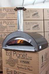 Pizzaiolo gasol 4 personers pizzaugn