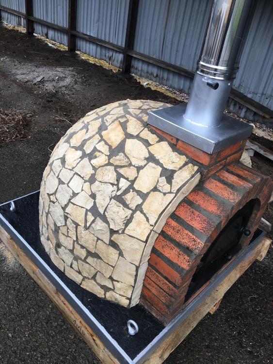 Pizzaugn Oval SKYLT EX 110 cm modell nr 5