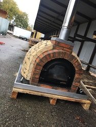 Pizzaugn Oval 110 cm modell nr 5
