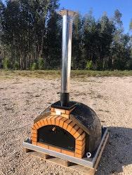 Pizzaugn isolerad 110 cm modell nr 6.