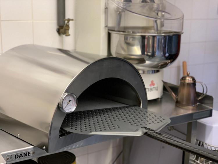 Pizzaugn gasol, smidig, från Forno Allegro by Edil Planet. Etna