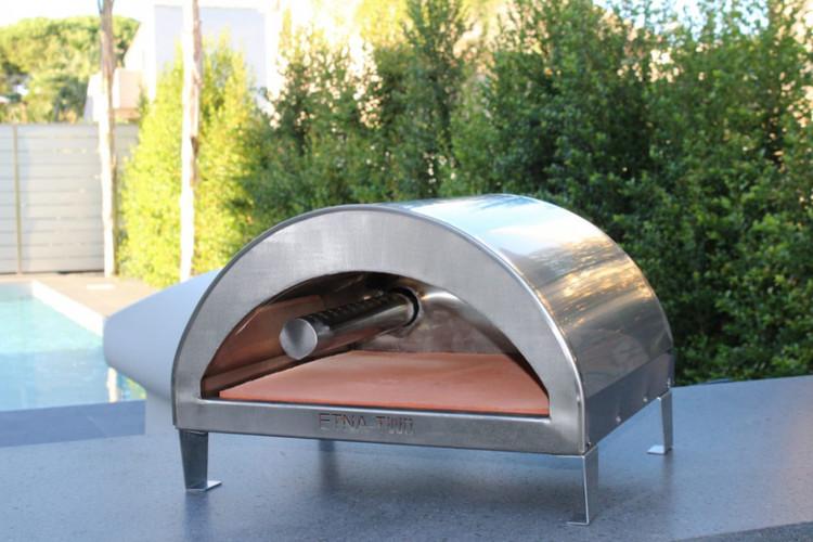 Pizzaugn, gasol Forno Allegro by Edil Planet Etna TWO, Frakt ingår!