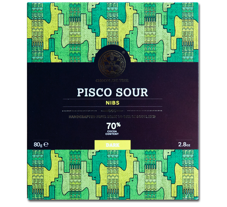 Chocolate Tree - Pisco Sour Nibs 70%