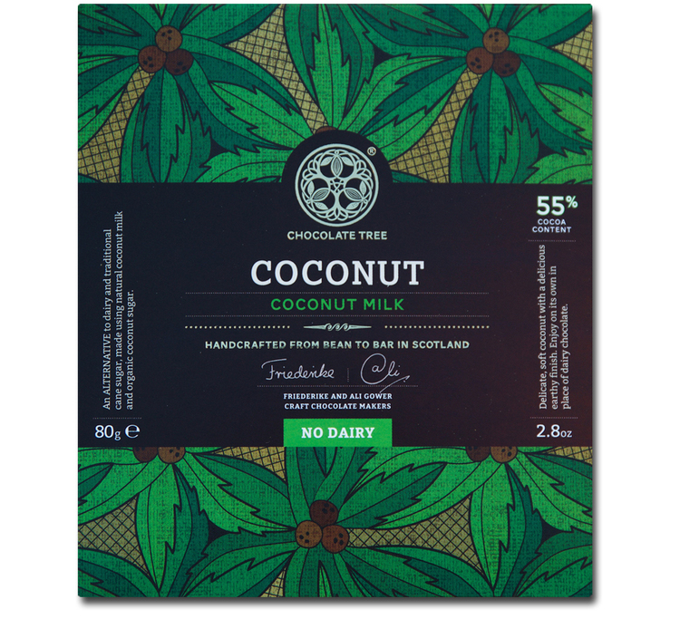 Chocolate Tree - Coconut Milk 55%