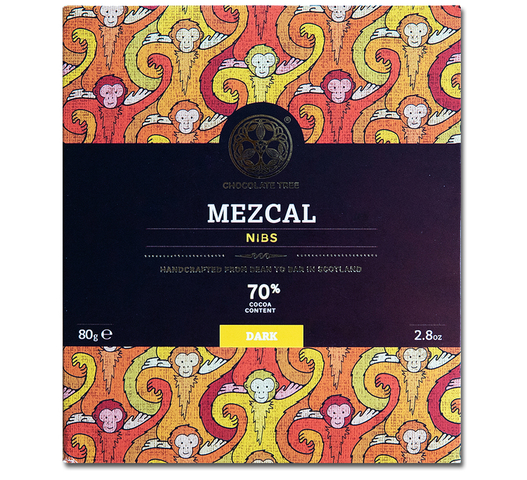 Chocolate Tree - Mezcal Nibs 70%