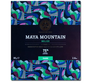 Chocolate Tree - Maya Mountain Belize 75%