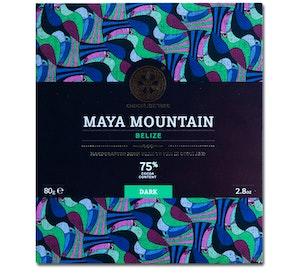 Chocolate Tree - Maya Mountain Belize 75%
