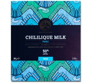 Chocolate Tree - Peru Chililique 50% Milk