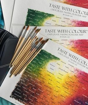 Taste With Colour