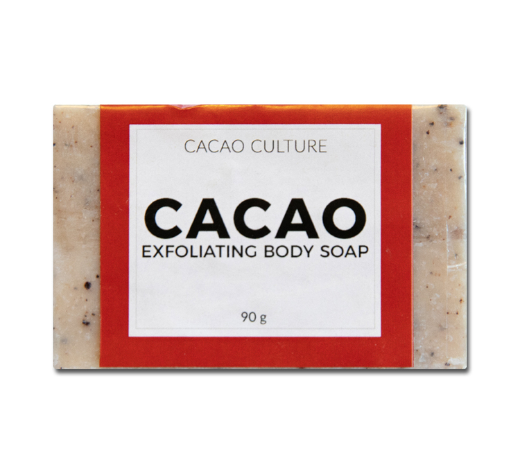 Cacao Culture Farms - Cacao Exfoliating Body Soap
