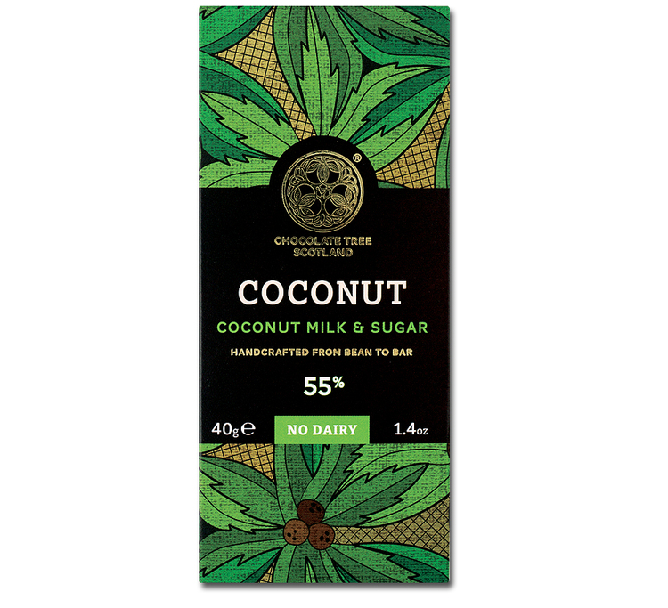 Chocolate Tree - Coconut 55%