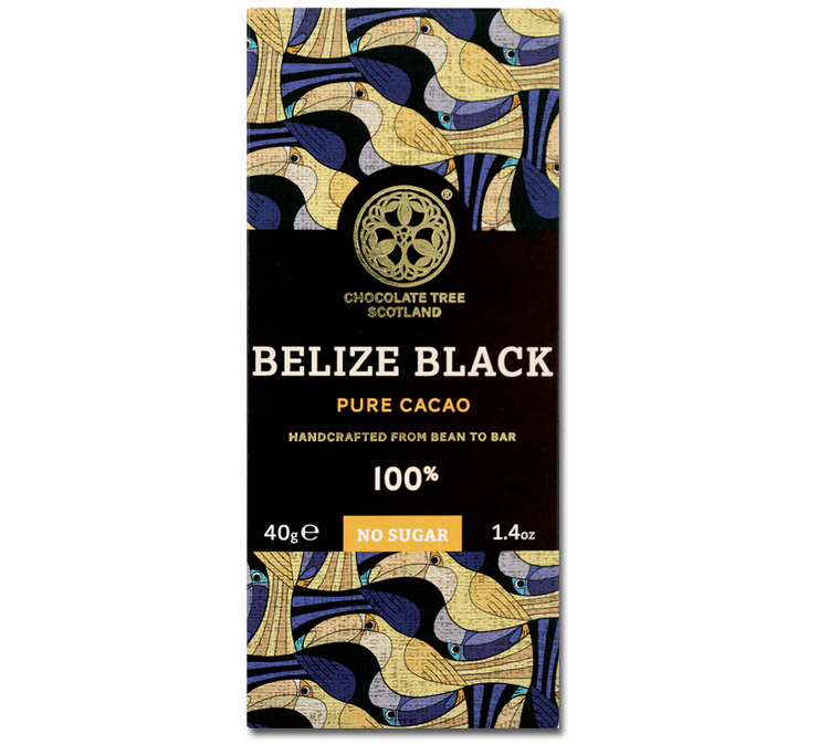 Chocolate Tree - Belize Black