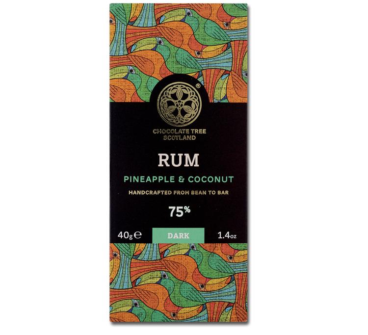 Chocolate Tree - Rum