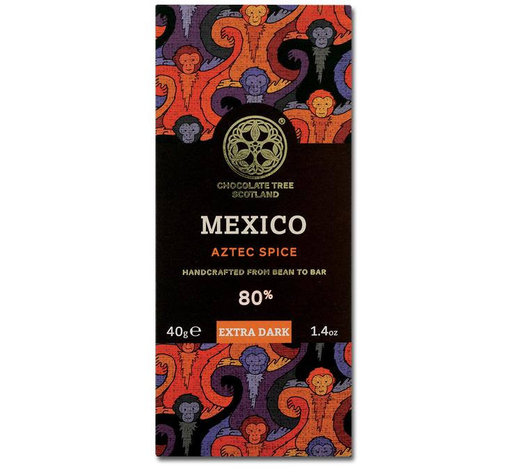 Chocolate Tree - Mexico Stoneground