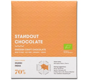 Standout Chocolate - India Idukki 70%