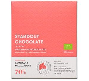 Standout Chocolate - Madagascar Sambirano 70%